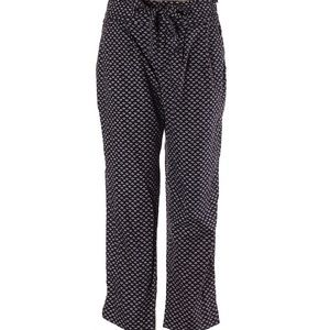 Gap Straight Let Mid Rise Printed Pant